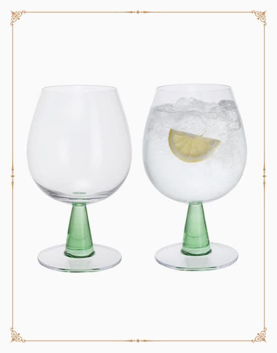 Gin Connoisseur Copa Pair