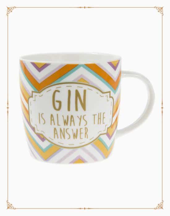 Gin Lustre Mug
