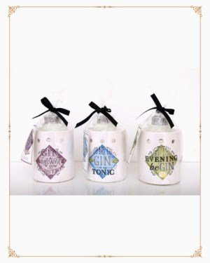Gin Oil Burner 3 Assorted
