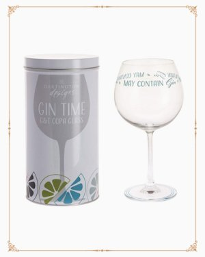 Gin Time Copa - May Contain Gin