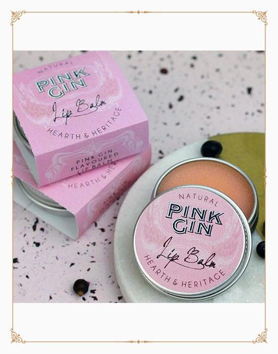 Pink Gin Lip Balm