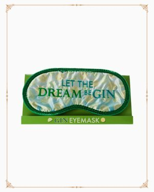 Gin Eye Mask