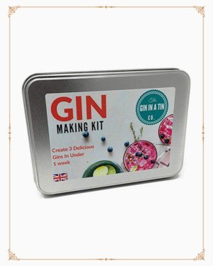 Real gin making kit