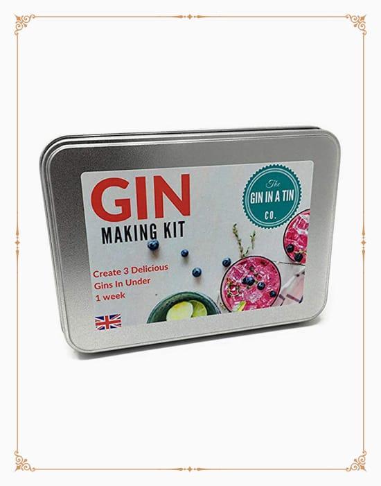 Real gin making kit