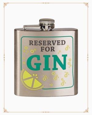 Gin Hipflask